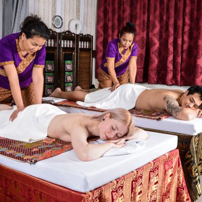 Keonas Paarmassage Thai-Massage 2