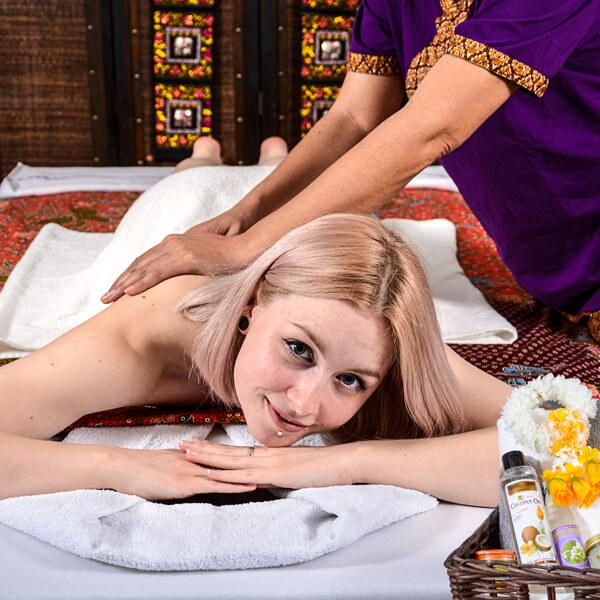 Thai Massage Aroma Massage